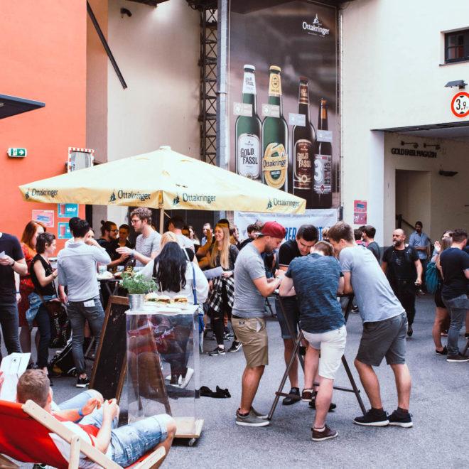 Beer Pong Vienna | Ottakringer Brauerei