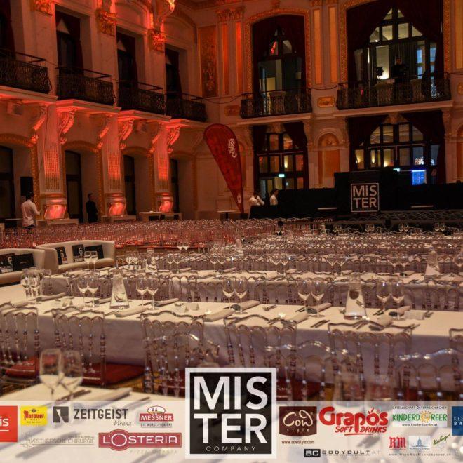MISTER AUSTRIA Finale | Fotocredits: © Mister Company