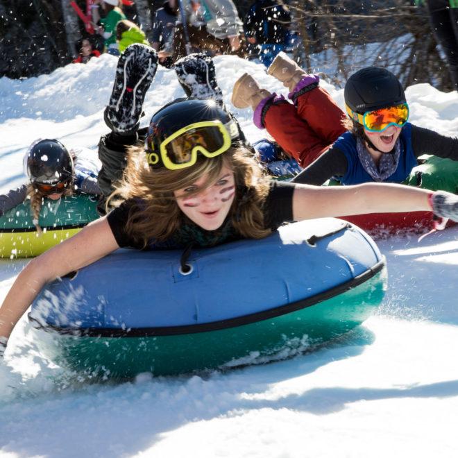ÖBB S'COOL - Die Wintersportwoche / Abschlussrennen / © SPLASHLINE