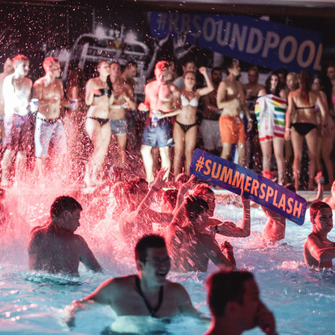 Summer Splash / Red Bull Soundpool / © SPLASHLINE